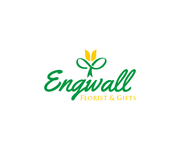 Engwall Florist & Gifts Logo - Entry #17
