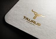 "Taurus Financial (or just ""Taurus"") Logo - Entry #538"