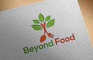 Beyond Food Logo - Entry #246