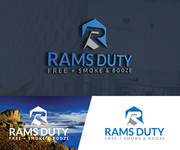 Rams Duty Free + Smoke & Booze Logo - Entry #69