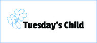 Tuesday's Child Logo - Entry #44