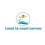 coast to coast canvas Logo - Entry #95