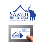 Samui House Care Logo - Entry #42