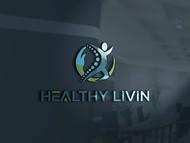 Healthy Livin Logo - Entry #112