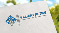 Valiant Retire Inc. Logo - Entry #152