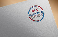 BLC Electrical Solutions Logo - Entry #136
