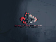 Acadiana Fire Extinguisher Sales and Service Logo - Entry #196