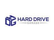 Hard drive garage Logo - Entry #185