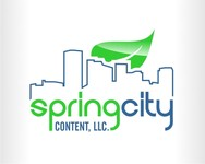 Spring City Content, LLC. Logo - Entry #5