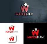 Watchman Surveillance Logo - Entry #59