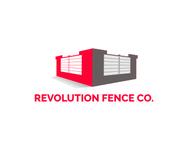 Revolution Fence Co. Logo - Entry #242