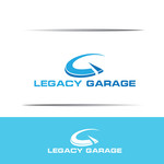 LEGACY GARAGE Logo - Entry #7