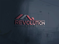 Revolution Roofing Logo - Entry #272