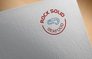 Rock Solid Seafood Logo - Entry #30