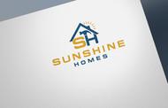 Sunshine Homes Logo - Entry #227
