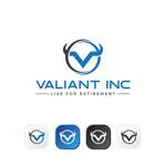 Valiant Inc. Logo - Entry #146