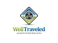 Well Traveled Logo - Entry #57