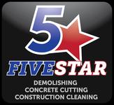 Five Star Logo - Entry #90
