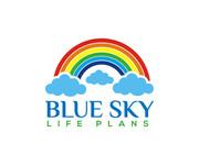 Blue Sky Life Plans Logo - Entry #155
