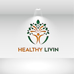 Healthy Livin Logo - Entry #385
