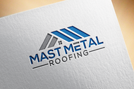 Mast Metal Roofing Logo - Entry #87