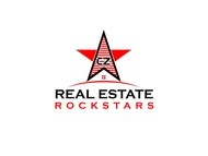 CZ Real Estate Rockstars Logo - Entry #158