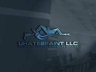 uHate2Paint LLC Logo - Entry #147