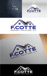 F. Cotte Property Solutions, LLC Logo - Entry #276