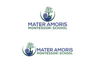 Mater Amoris Montessori School Logo - Entry #702