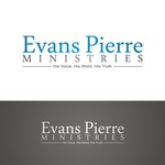 Evans Pierre Ministries  Logo - Entry #40