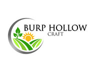 Burp Hollow Craft  Logo - Entry #173