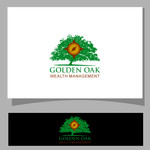Golden Oak Wealth Management Logo - Entry #163