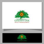 Golden Oak Wealth Management Logo - Entry #163