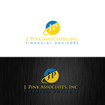 J. Pink Associates, Inc., Financial Advisors Logo - Entry #196