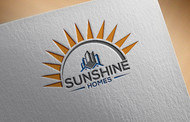 Sunshine Homes Logo - Entry #82