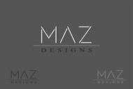 Maz Designs Logo - Entry #279