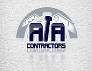 AIA CONTRACTORS Logo - Entry #2