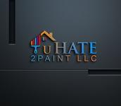 uHate2Paint LLC Logo - Entry #55