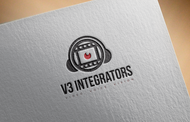 V3 Integrators Logo - Entry #243