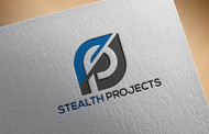 Stealth Projects Logo - Entry #45