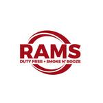 Rams Duty Free + Smoke & Booze Logo - Entry #339
