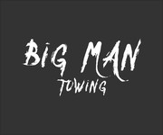 Big Man Towing Logo - Entry #75