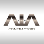 AIA CONTRACTORS Logo - Entry #89