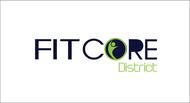 FitCore District Logo - Entry #87