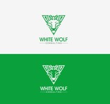 White Wolf Consulting (optional LLC) Logo - Entry #326