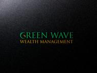Green Wave Wealth Management Logo - Entry #171