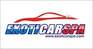 i need a logo for www.exoticarspa.com - Entry #89