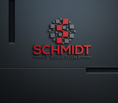 Schmidt IT Solutions Logo - Entry #93