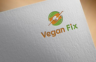 Vegan Fix Logo - Entry #89