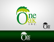 One Oak Inc. Logo - Entry #70